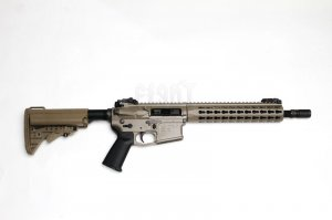 FCC x Velocity CNC Custom Training Weapon 017 (Magpul FDE)