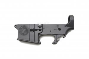 BAD Styled Aluminium Lower Receiver (Anodized + Cerakote Coating)
