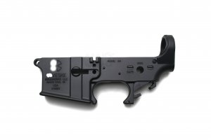 NOV Styled Aluminium Lower Receiver (Anodized + Cerakote Coating)