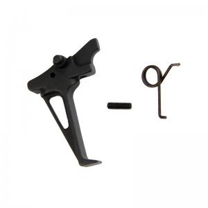 CMC Flat Styled Adjustable Trigger (CNC Black)