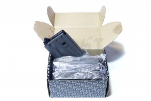 MAG 90 rds Steel Magazine for TW platform (VN Style) **Box of 4 units**