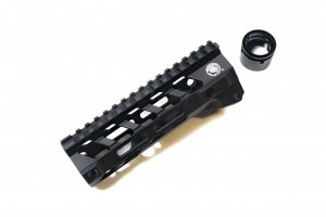 "B*D M-LOK Switch 556 Styled Rail 6.7"" (Black)"