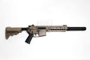 FCC x Velocity CNC Custom Training Weapon 018 (Magpul FDE)