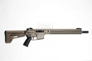 FCC x Velocity CNC Custom Training Weapon 016 (Magpul FDE)