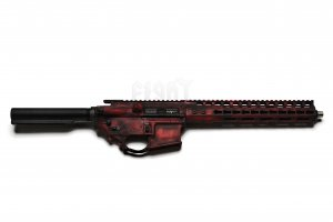 Fight Club Custom Cerakote Coating AR Conversion Kit 007