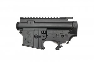 NOV N4 Gen1 Style Forged Aluminium Receiver Set (For PTW + Cerakote Coating)